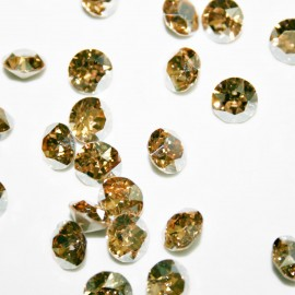 Swarovski cristal golden shadow 8,16mm