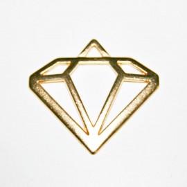 Diamante dorado