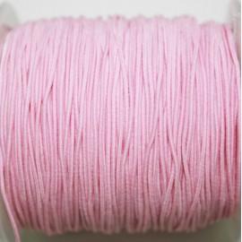 Elástico 1mm rosa
