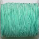 Elástico 1mm turquesa verdoso