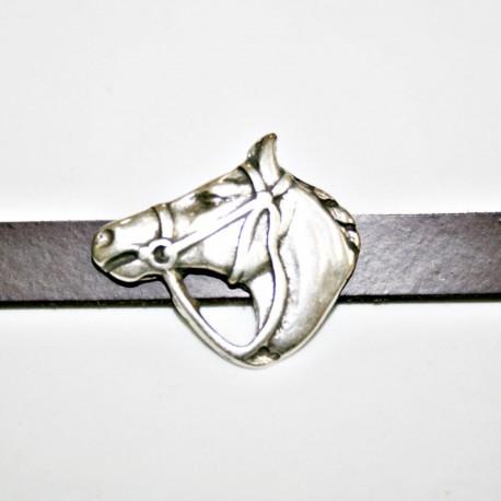 Cabeza de caballo pasante de 10mm