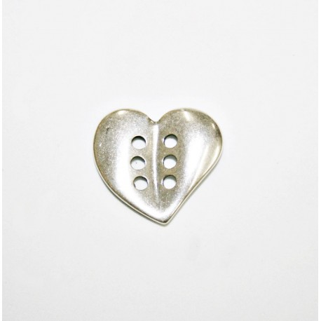 Corazón con 6 agujeros