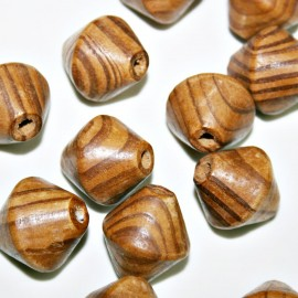 Rombo de madera