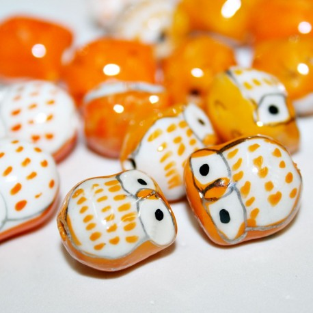 Buho naranja