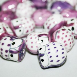 Buho violeta