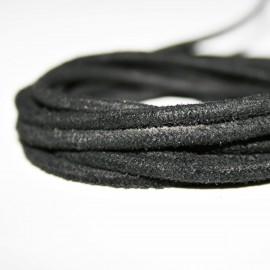 Antelina redonda 3mm negra