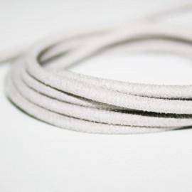 Antelina redonda 3mm gris