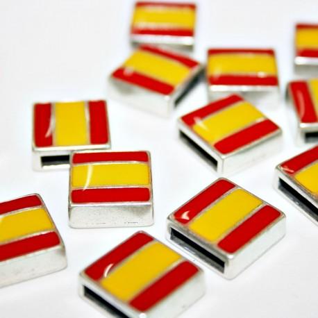 Bandera España pasante de 10mm