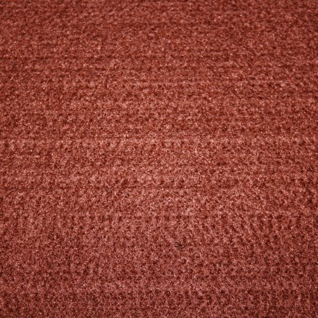 Fieltro grueso plancha marrón 50x50cm