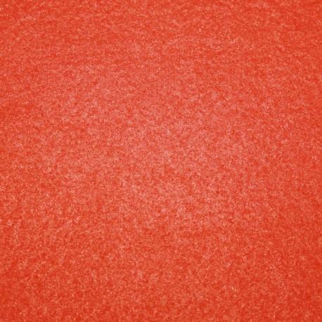 Fieltro grueso plancha naranja 50x50cm