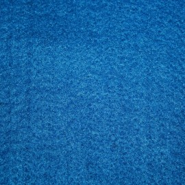Fieltro grueso plancha azul 50x50cm