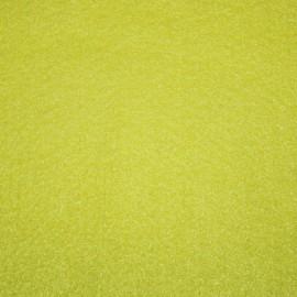 Fieltro grueso plancha amrillo claro 50x50cm