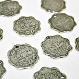 Moneda ondulada