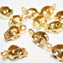 Calavera dorada