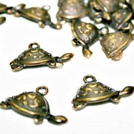 Tortuga bronce