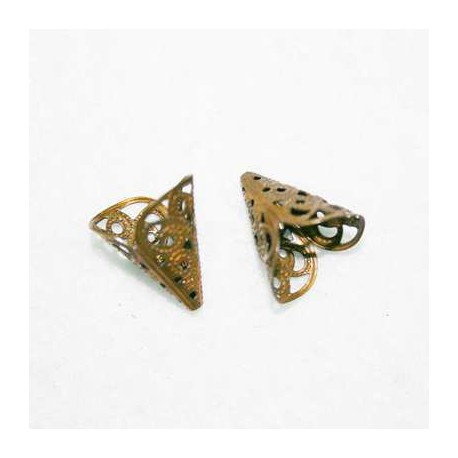 Cono Bronce 15x16mm