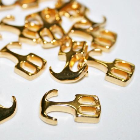 Arpón pequeño dorado
