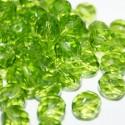 Facetada Checa 10mm verde oliva