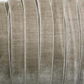 Terciopelo ELASTICO beige