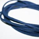 Antelina redonda de 3mm azul marino