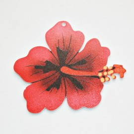 Hibiscus acrílico