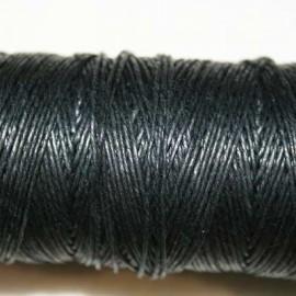 Hilo algodón 0.5mm negro