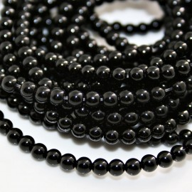 Piedra natural Onix negro 4mm