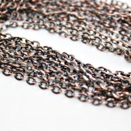 Cadena cobre de 3mm
