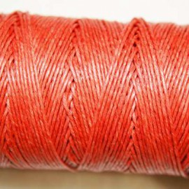 Hilo algodón 0.5mm rojo
