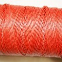 Hilo algodón rústico rojo 0.5mm