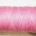 Hilo algodón rústico rosa claro 0.5mm