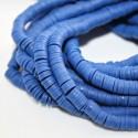 Tira de gomitas de 6mm azul