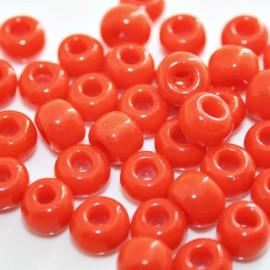 Cristal paso de 2,5mm bolsa de 20 unidades naranja