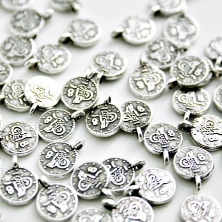 monedas mini étnicas
