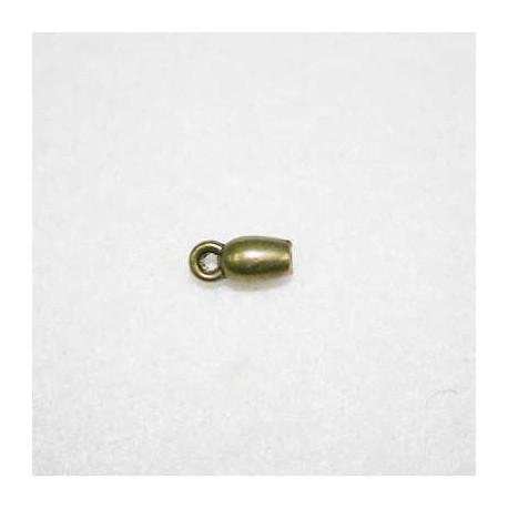 Terminal pequeño bronce para 1,5mm