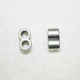 Separador p/ 2 cueros de 5mm