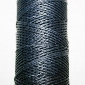 Hilo algodón encerado azul marino x 5 metros