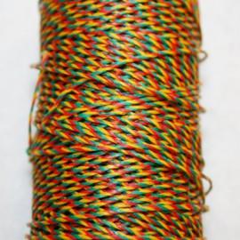 8- Multicolor x 5 metros
