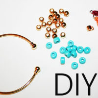 DIY: Paso a paso con imágenes para hacer la NUEVA PULSERA maleable con tornillo
