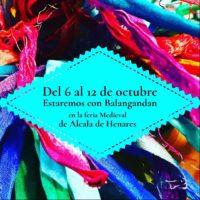 Balangandan en la Feria Medieval de Alcalá de Henares!