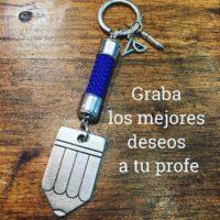 Llavero profesora/or