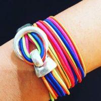 Pulsera multicolor!!!